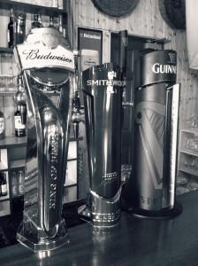 Taps, Beer Connemara