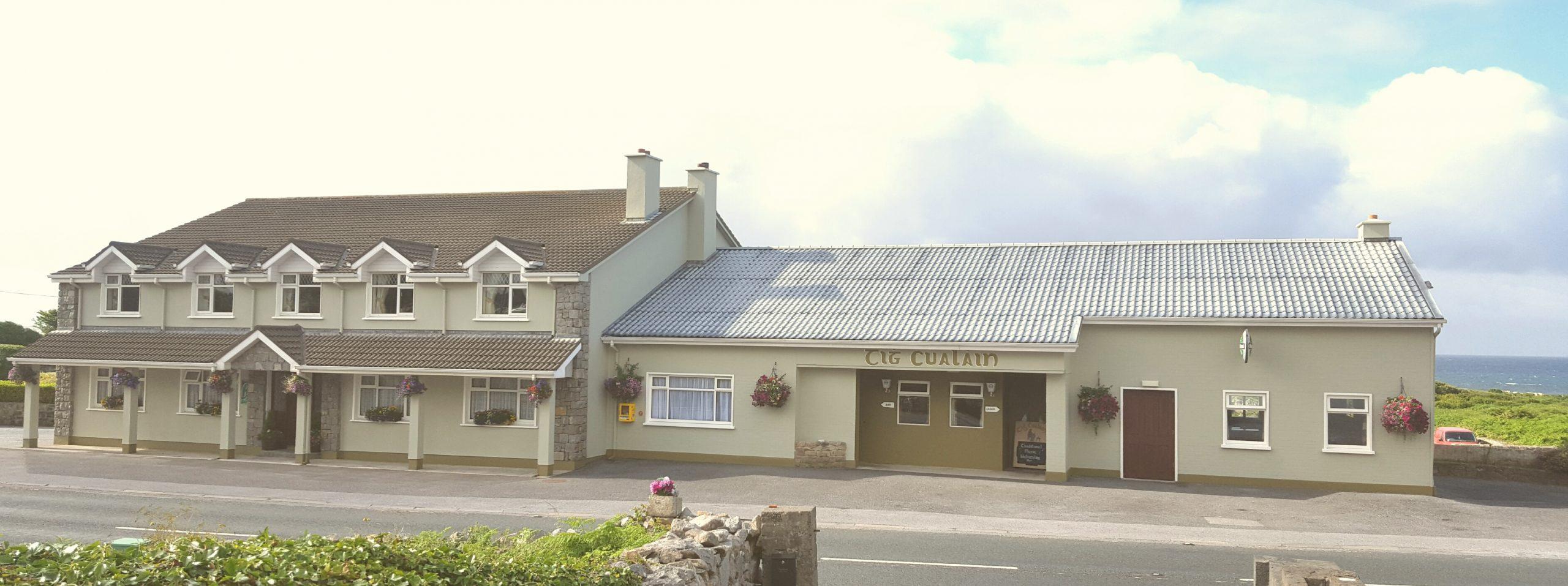 Tigh Chualáin - Bar and Guesthouse - 091 553609 - tichualain@gmail.com